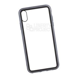 Чехол накладка для Apple iPhone Xs Max (REMAX Shield Series Case) (черный) - Чехол для телефонаЧехлы для мобильных телефонов<br>Предназначен для защиты мобильного телефона от негативного воздействия внешних факторов (пыль, грязь).