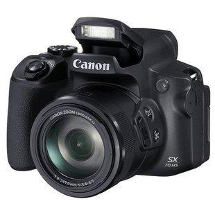 Компактный фотоаппарат Canon PowerShot SX70 HS - Фотоаппарат цифровой