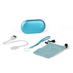 Внешний аккумулятор HW-55 5200mAh (синий) - Внешний аккумулятор