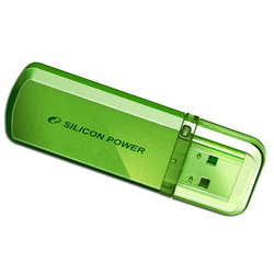 Silicon Power Helios 101 8Gb (зеленый)