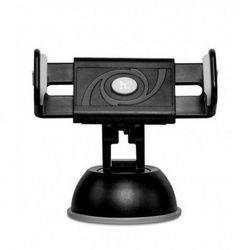 Автомобильный держатель для смартфонов 4-5.7 (HOCO CPH17) (черно-синий) - Автомобильный держатель для телефонаАвтомобильные держатели для мобильных телефонов<br>На вакуумной присоске, для крепления на стекло или торпеду автомобиля, угол вращения крепления 360 градусов, кнопка автоматической фиксации.