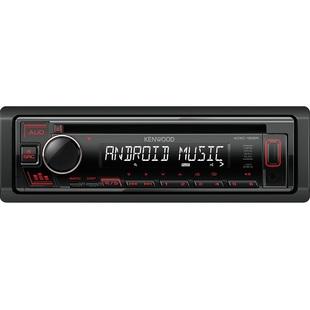 Kenwood KDC-153R - АвтомагнитолаАвтомагнитолы<br>Цифровой ресивер KENWOOD KDC-153R в черном корпусе имеет компактные размеры. Помимо этого у него множество плюсов: высокочувствительный FM-тюнер, вещающий радиостанции в диапазоне FM, что позволит слушать любимую радиостанцию в дороге и наслаждаться лаконичным звучанием. МР3-декодер, преобразовывающий цифровой сигнал в чистый звук. Устройство читает аудио форматы МР3. Его монохромный дисплей потребляет минимум энергии, несмотря на это, информация на нем читается превосходно.