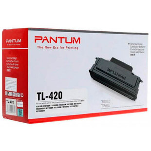 Тонер картридж для Pantum P3010D, P3300DW, M6700D (TL-420X) (черный) - Картридж для принтера, МФУКартриджи<br>Совместим с моделями: Pantum P3010D, P3300DW, M6700D