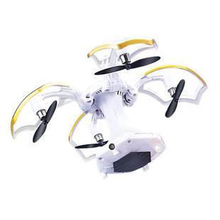 Aosenma AOS-CG030 (белый) - КвадрокоптерКвадрокоптеры<br>Количество моторов: 4; максимальная горизонтальная скорость: 0.1 метр/сек; разрешение видео: 640х480; Wi-Fi; управление с мобильных устройств. Комплектация: квадрокоптер с камерой, LiPo батарея 3.7В, 450мАч, пульт управления, 4 запасных пропеллера, отвертка, USB кабель для зарядки.
