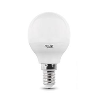 Лампа Gauss LED Elementary Шар 12W 880lm E14 3000K - Лампочка