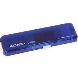 usb флеш диск adata dashdrive uv110 32gb (голубой)