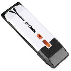 D-link DWA-160/RU/B2A - Wifi, Bluetooth адаптерОборудование Wi-Fi и Bluetooth<br>D-link DWA-160 поддерживает стандарт беспроводной связи 802.11n с частотой 2.4 и 5 ГГц. Есть поддержка MIMO. Максимальная скорость беспроводного соединения 300 Мбит/с. Защита информации с помощью WEP, WPA, WPA2, 802.1x. Интерфейс подключения USB 2.0.