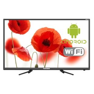 Telefunken TF-LED32S82T2S (черный) - ТелевизорТелевизоры и плазменные панели<br>Диагональ: 31.5quot;; яркость: 280кд/м2; разрешение: 1366х768; USB/HDMI.