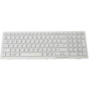 Клавиатура для ноутбука Sony VPC-EH (KB-379R) (белый) - Клавиатура для ноутбука