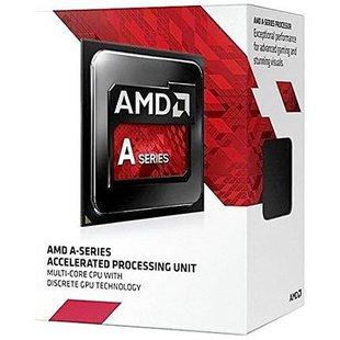 AMD A8-7680 Carrizo (FM2+, L2 4096Kb) BOX - Процессор (CPU)Процессоры (CPU)<br>4-ядерный процессор, Socket FM2+, частота 3500 МГц, объем кэша L2: 4096 КБ, ядро Carrizo, техпроцесс 28 нм.