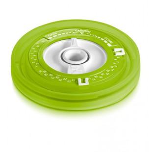 Zepter VacSy VS-014-08 (зеленый) - Крышка для кастрюли, сковородкиКрышки и колпаки<br>Универсальные крышки представлены в двух размерах. Маленькая крышка для емкостей диаметром 4 amp;#8213; 8 см и большая крышка для емкостей диаметром 8 amp;#8213; 16 см. Имеют запатентованный клапан и встроенный календарь.