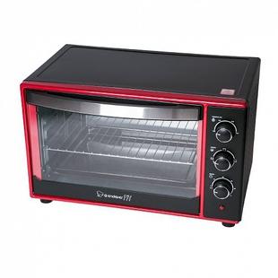 Endever Danko 4035 - Мини-печь, ростерМини-печи, ростеры<br>Мини-печь Endever Danko 4035, чёрно-красный, 1600 Вт, объем 35 л.