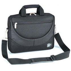 Sumdex PON-308 (черный) - Сумка для ноутбукаСумки и чехлы<br>Sumdex PON-308 - сумка, женская модель, для 10quot; ноутбуков, из синтетических материалов, отделение-органайзер, водонепроницаемый материал