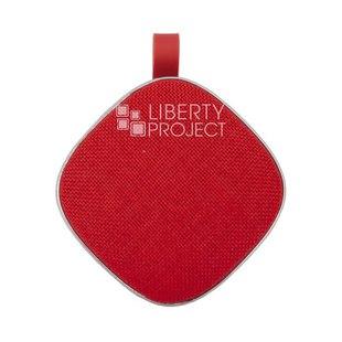 Колонка Liberty Project LP-TS-266 (красный) - Колонка для телефона и планшетаПортативная акустика<br>Поддержка Bluetooth V 3.0+EDR, рабочая дистанция 8-10 м, время полной зарядки 4-5 часов, время работы до 5 часов, FM радио, индикатор заряда.