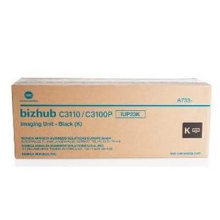 Фотобарабан для Konica Minolta bizhub C3100P, C3110 (IUP-23K) (черный) - Фотобарабан для принтера, МФУФотобарабаны для принтеров и МФУ<br>Совместим с моделями: Konica-Minolta bizhub C3100P, C3110