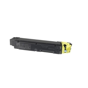 Тонер картридж для Kyocera ECOSYS P6035, M6535 (JPN CT-KYO-TK-5150Y) (желтый) - Картридж для принтера, МФУКартриджи<br>Совместим с моделями: Kyocera ECOSYS P6035, M6535.