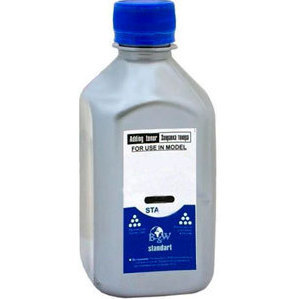 Тонер для HP Color LaserJet CP1210, 1215, 1510, 1518, 1525, CM1312, M251, M276 (B&W Premium HCOL-017C-45) (голубой) (45г) - Тонер для принтера