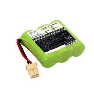 Аккумулятор для Texet TX-D7955A (300 mAh) (CameronSino CPB-022) - Аккумулятор для радиотелефонаАккумуляторы для радиотелефонов<br>Емкость - 300 мАч, выходное напряжение - 3.6 В, химический состав - Ni-Mh.