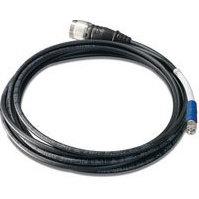 Кабель N-Type (M)-Reverse SMA 2м (Trednet TEW-L202) (черный) - Кабель, переходник для TV и видеоКабели, переходники для TV и видео<br>Наружный кабель для антенны, разъемы N-Type (M)-Reverse SMA, длина 2м.
