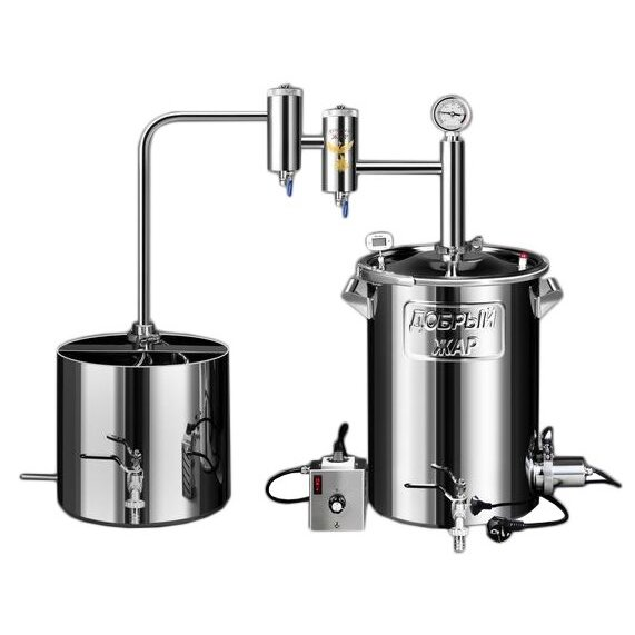 Форум отзывы о самогонных аппаратах добрый жар пивоварня домашняя виды