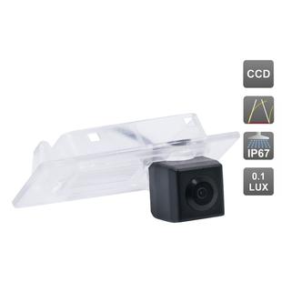 CCD штатная камера заднего вида с динамической разметкой для HYUNDAI (AVIS AVS326CPR (#191)) - Камера заднего видаКамеры заднего вида<br>Камера для автомобилей HYUNDAI Elantra VI (2016-...), Solaris (2017-...) проста в установке и незаметна, что позволяет избежать ее кражи или повреждения. Разрешение в 600 тв-линий и широкий угол обзора дают полную информацию всего происходящего сзади, при этом класс пыле- и влагозащиты IP67 позволяет не беспокоиться за сохранность камеры в жестких условиях.