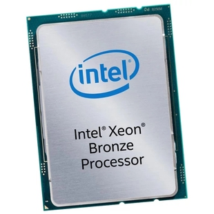 HP Xeon Bronze 3106 (1700MHz, LGA3647, L3 11264Kb) (860651-B21) - Процессор (CPU)Процессоры (CPU)<br>8-ядерный процессор, Socket LGA3647, частота 1700 МГц, объем кэша L3: 11264 КБ.