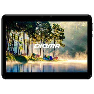 Digma Platina 1579M 4G (черный) ::: - Планшетный компьютерПланшеты<br>Новая модель от Digma