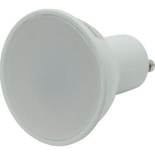 Светодиодная лампа Smartbuy-Gu10-9_5W/4000 (SBL-GU10-9_5-40K) - ЛампочкаЛампочки<br>Светодиодная (LED) Лампа Smartbuy - Gu10, 9.5W, 4000К.
