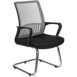 Кресло Бюрократ MC-209/DG/TW-11 - Стул офисный, компьютерныйКомпьютерные кресла<br>Каркас металлический, разборный. Ограничение по весу: 100 кг. Материал обивки: ткань/сетка.