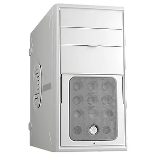 IN WIN Z588T 350W White/silver