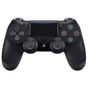 Sony Dualshock 4 v2 (CUH-ZCT2E) New (черный) - Руль, джойстик, геймпадРули, джойстики, геймпады<br>Геймпад, беспроводной, вибрация, совместимость: PS4.