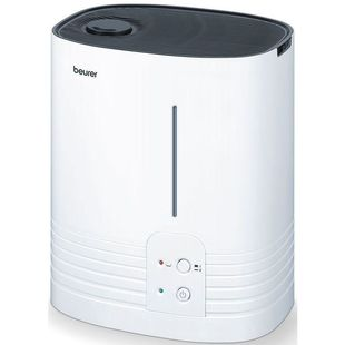 Beurer LB55 (белый) - Увлажнитель воздухаОчистители и увлажнители воздуха<br>Увлажнитель воздуха, традиционный, мощность - 365Вт, автоотключение.