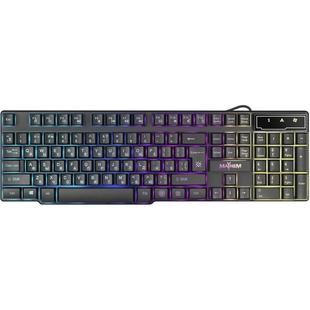 DEFENDER Mayhem GK-360DL - КлавиатураКлавиатуры<br>Расширенная RGB-подсветка. Радужная подсветка. Подсветка символов и клавиш. Распознает одновременное нажатие до 19 клавиш. Специальные игровые функции: блокировка системных клавиш Windows и переключение стрелок курсора на кнопки WASD.