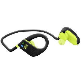 JBL Endurance DIVE (черный, желтый) - НаушникиНаушники и Bluetooth-гарнитуры<br>Bluetooth-наушники с микрофоном, вставные (затычки), защита от воды.