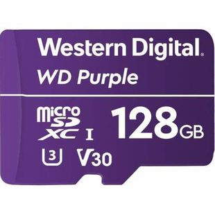 Western Digital microSDXC 128Gb Class10 w/o adapter - Карта флэш-памяти