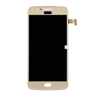 Дисплей для Motorola Moto G5s (XT1794) с тачскрином Qualitative Org (LP) (золотистый) - Дисплей, экран для мобильного телефонаДисплеи и экраны для мобильных телефонов<br>Полный заводской комплект замены дисплея для Motorola Moto G5s (XT1794). Стекло, тачскрин, экран для Motorola Moto G5s (XT1794) в сборе. Если вы разбили стекло - вам нужен именно этот комплект, который поставляется со всеми шлейфами, разъемами, чипами в сборе.
