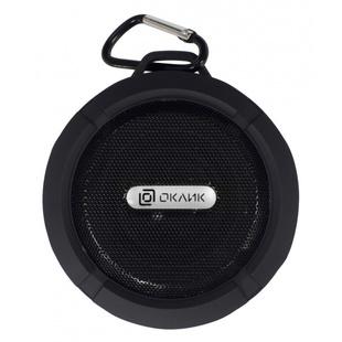 Oklick OK-15 (черный)  - Колонка для телефона и планшетаПортативная акустика<br>Колонка портативная, тип 1.0, мощность 3Вт, частотный диапазон: 280-16000Гц, Bluetooth v4.2.