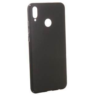 Чехол-накладка для Huawei Honor 8X (iBox Fresh YT000016887) (черный) - Чехол для телефонаЧехлы для мобильных телефонов<br>Чехол плотно облегает корпус и гарантирует надежную защиту от царапин и потертостей.