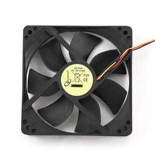 Bion BNFANCASE/BALL - Кулер, охлаждениеКулеры и системы охлаждения<br>Кулер для корпуса, диаметр 80мм, подшипник, тип коннектора: 3-pin.