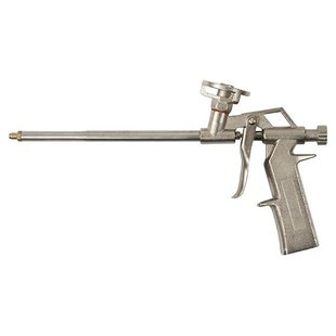 Пистолет для пены FIT 14279 - ПистолетПистолеты для пены<br>Пистолет для пены FIT 14279 - материал корпуса: алюминий, материал ствола: нержавеющая сталь, материал рукояти: металл