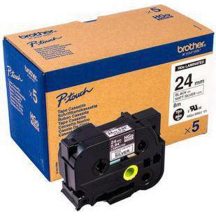 Ламинированная лента для Brother PT-9700PC, PT-9800PCN (HGEM951V5) - АксессуарАксессуары для принтеров и МФУ<br>Ламинированная лента для Brother PT-9700PC, PT-9800PCN серебристая, 18 мм.
