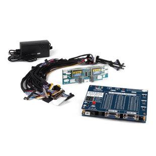 Полнофункциональный тестер для диагностики матриц и LCD-панелей (SCR_test) - Инструмент для смартфона, планшета