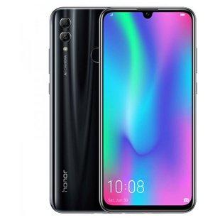 Honor 10 Lite 3/32GB (черный) ::: - Мобильный телефонМобильные телефоны<br>Смартфон Honor 10 Lite 3/32GB - GSM, LTE, смартфон, Android 9.0, вес 162 г, ШхВхТ 73.64x154.8x7.95 мм, экран 6.21quot;, 2340x1080, Bluetooth, Wi-Fi, GPS, фотокамера 13 МП, память 32 Гб, аккумулятор 3400 мА?ч