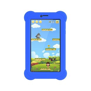 Digma Plane 7565N 3G + чехол (голубой) ::: - Планшетный компьютерПланшеты<br>Планшет Digma Plane 7565N 3G - 7quot;, 1024x600, Android 7.0,  8Гб, 3G, GPS, слот для карт памяти