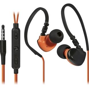 Defender OutFit W770 (черно-оранжевый) - НаушникиНаушники и Bluetooth-гарнитуры<br>Проводная гарнитура, микрофон, частотный диапазон 20–20000 Гц, 4-пиновый разъем 3,5-мм джек.