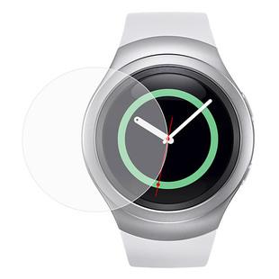 Защитная пленка для Samsung Gear S2 (Millennium YT000009291) (прозрачный) - Защитное стекло, пленка для умных часовЗащитные стекла и пленки для умных часов<br>Защитная пленка изготовлена из высококачественных материалов и идеально подходит для данной модели устройства.