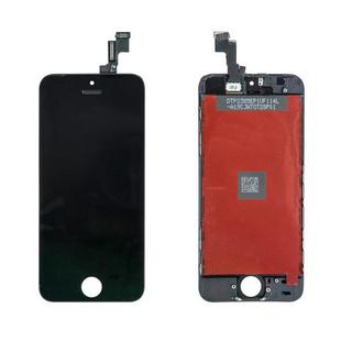Дисплей для Apple iPhone 5S, SE с тачскрином (М7750069) (черный) - Дисплей, экран для мобильного телефона