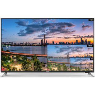 Hyundai H-LED55U601BS2S + XMAS (черный) - Телевизор