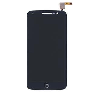Дисплей для Alcatel POP 2 Premium 7044Y, 7044X с тачскрином Qualitative Org (sirius) (черный) - Дисплей, экран для мобильного телефона