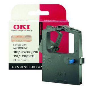 Картридж для Oki Microline 380, 385, 386, 390, 391, 3390, 3391 (Oki 01109102) (черный) - Картридж для принтера, МФУ